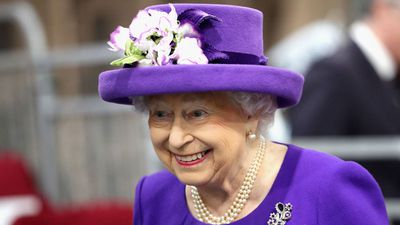 Her Majesty The Queen<br /> <br />