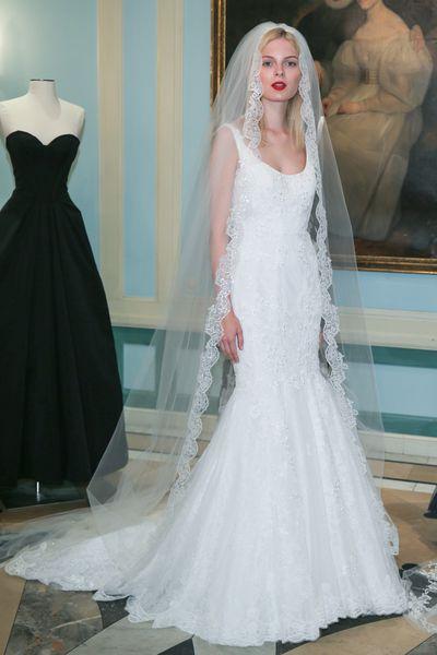 Truly Zac Posen at Laduree, New York Bridal Fashion Week
