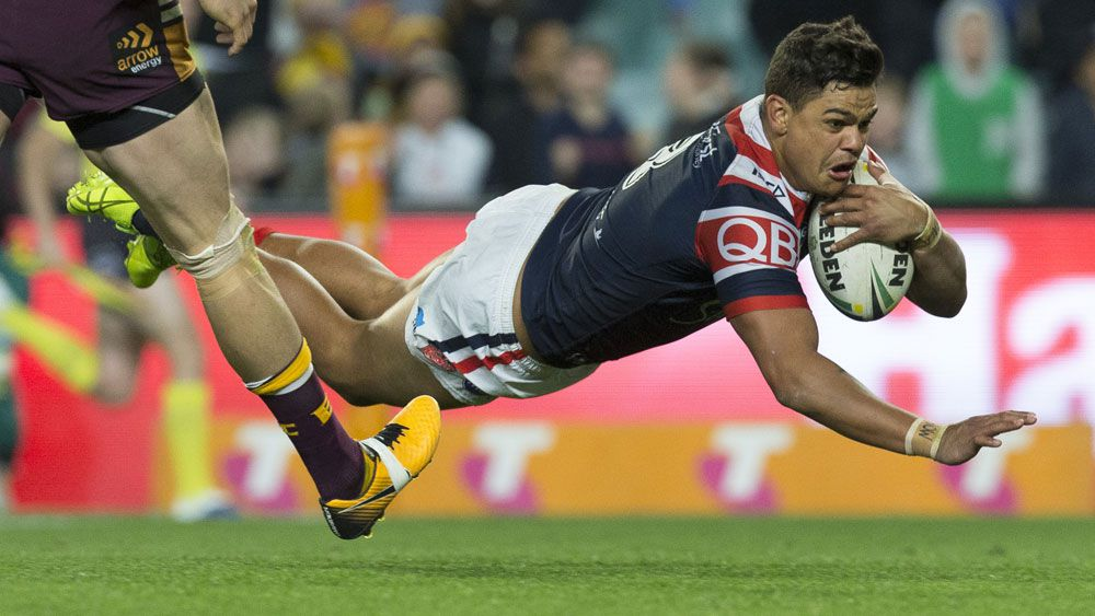 NRL finals 2017: Sydney Roosters star Latrell Mitchell no fan of Greg Inglis comparisons