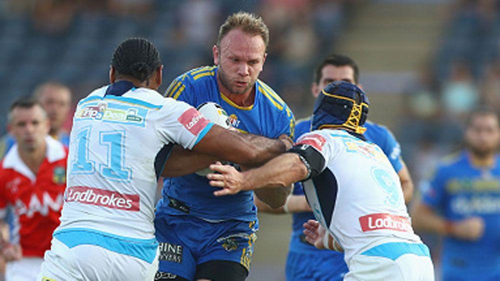 Eels knock off in-form Titans in NRL