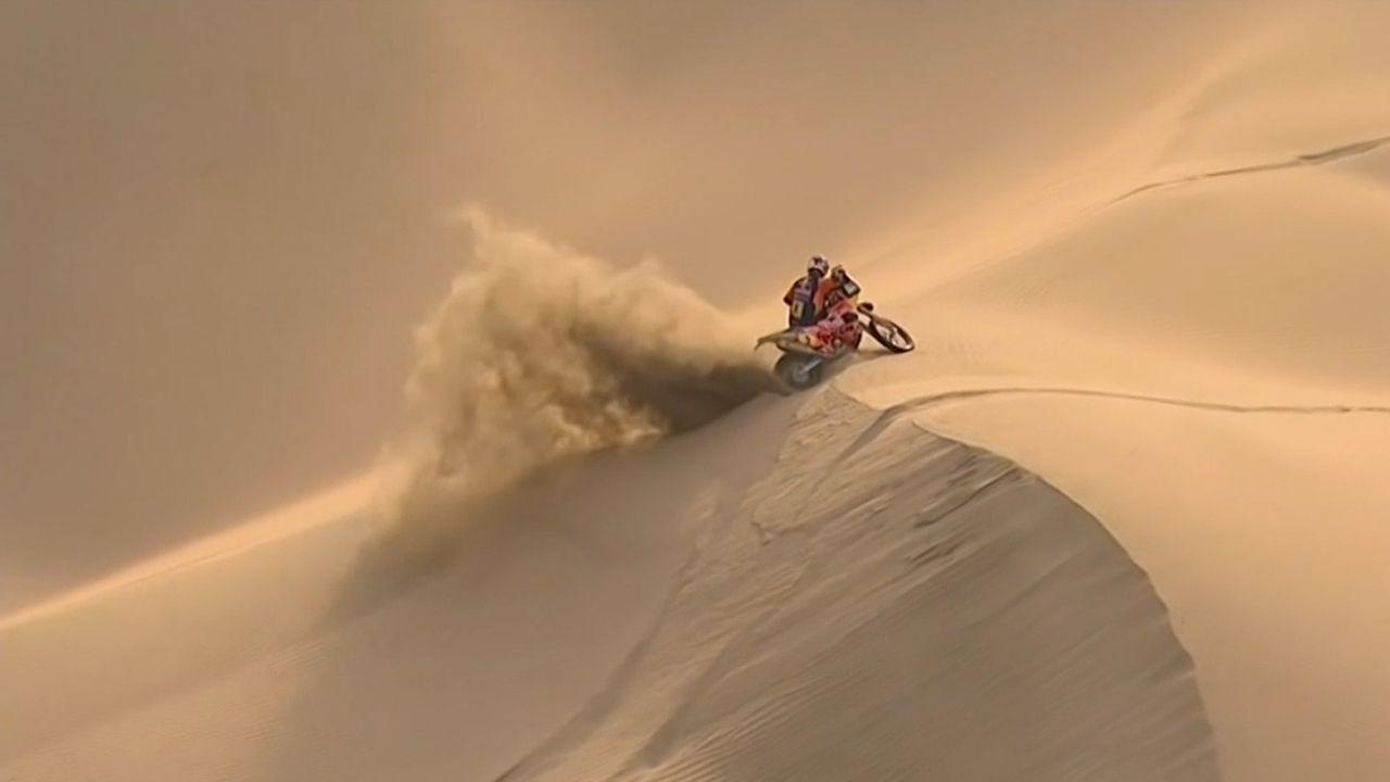 Australian Toby Price wins his second Dakar title