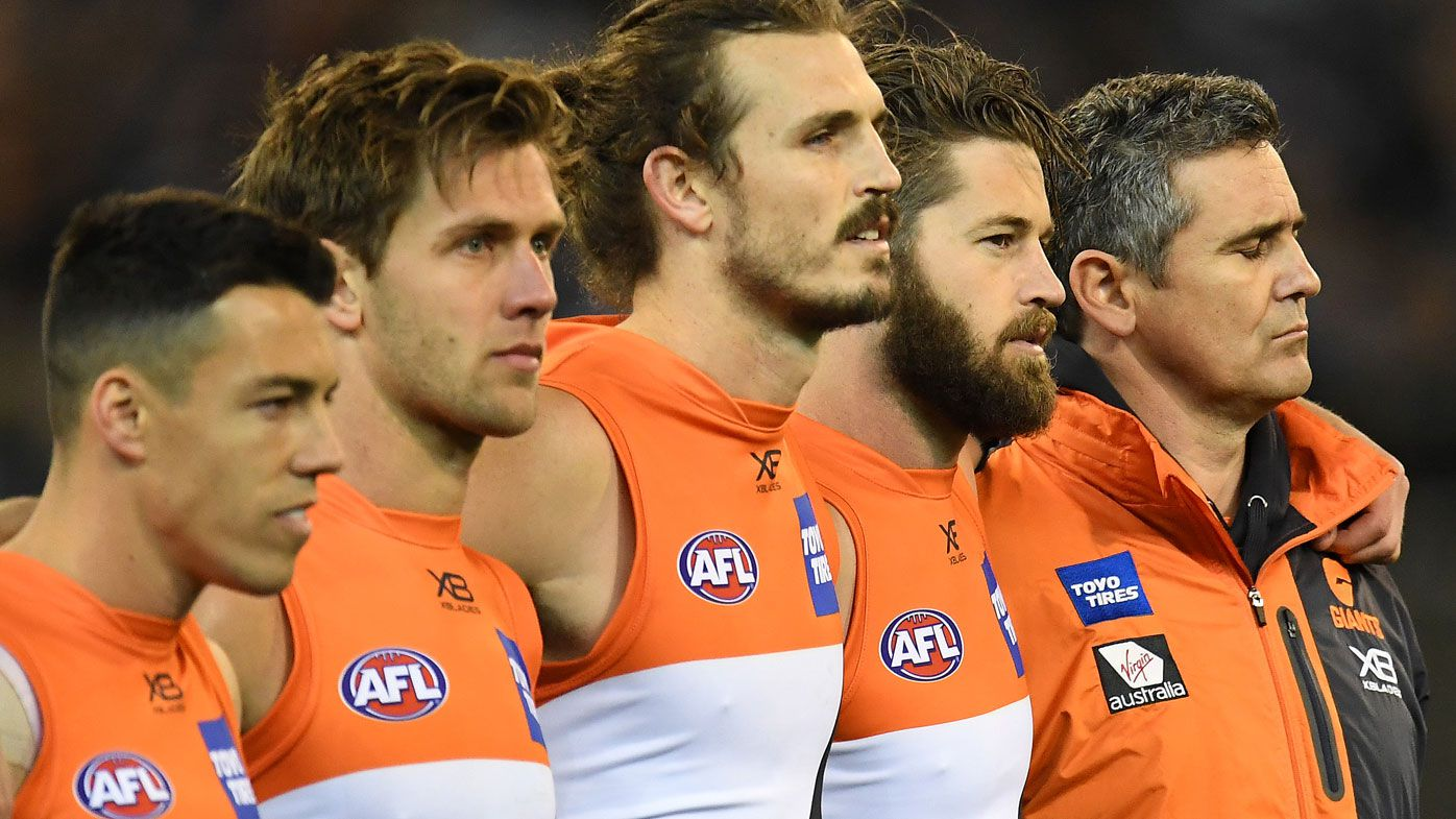 GWS Giants CEO slams AFL for scrapping cost of living allowance