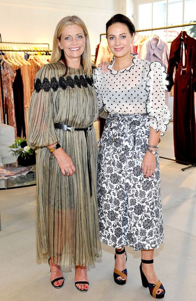 <p>Zimmermann's personality-packed collections have been a firm favourite among the A-list since the label was founded at Sydney's Paddington Markets in 1991 by sisters Nicky and Simon Zimmermann.</p> <p>Owing to their floral prints, whimsical aesthetic and flirty swimwear the brand has now achieved global success with stores based in LA, London and New York . Nicky and Simone have also seen their designs earn them awards such as the Australian Fashion Laureate and Best Swim Designer - Prix de Marie Claire.</p> <p> </p> <p> </p>