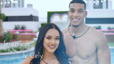 Even though Justine stepped forward, Jeremiah chose to Couple Up with Cely.