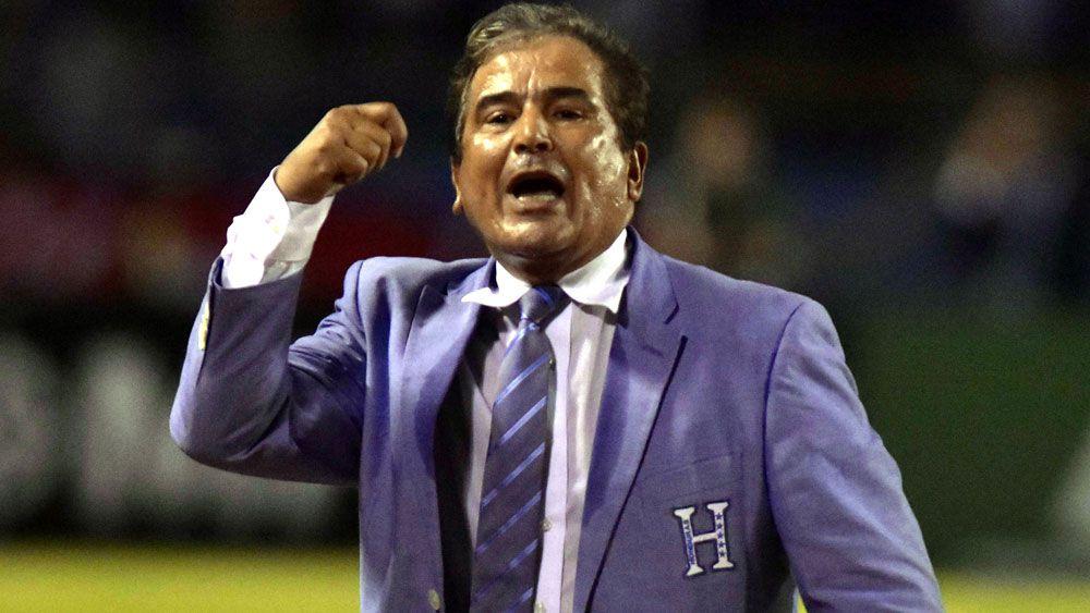 Honduras coach blasts 'inhumane' FIFA playoff dates for World Cup qualifier against Australia