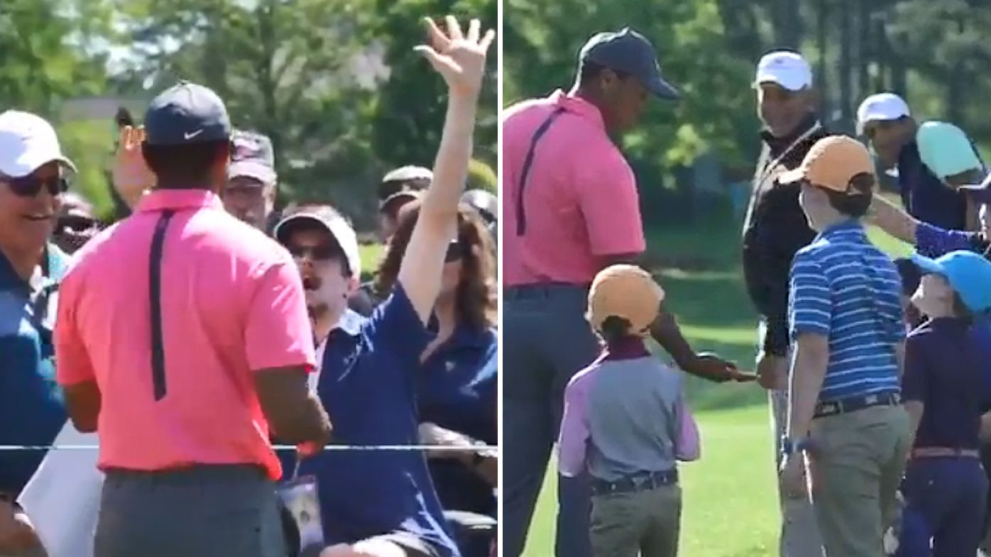 Tiger Woods set for intriguing return to Wells Fargo Championship at Quail Hollow