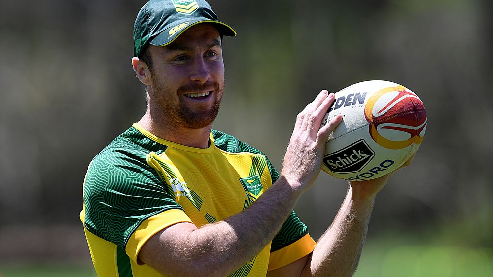 Impatient James Maloney confirms Penrith Panthers NRL deal almost done