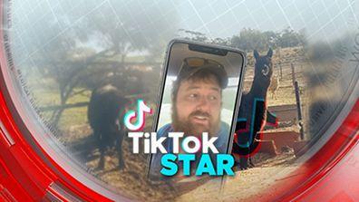 TikTok star