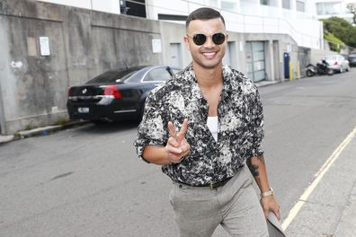 Guy Sebastian in Bondi
