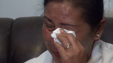 Novy Chardon's mother is heartbroken.