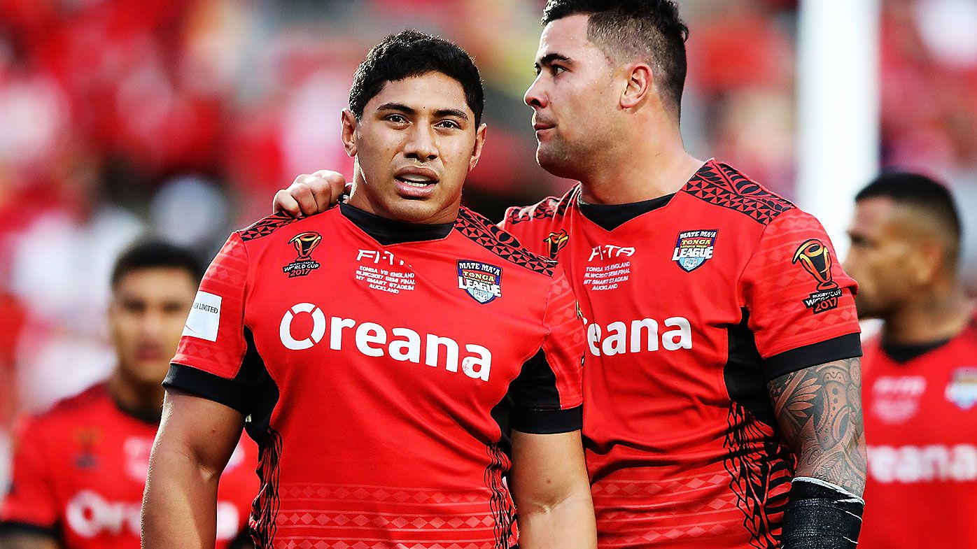 'Nasty' tactics slammed as Tonga appeal controversial rugby league ban