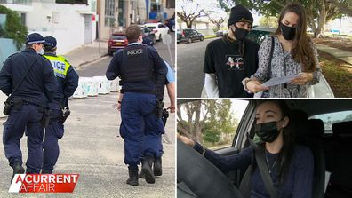COVID-19 fines cost Aussies millions of dollars though lockdown.