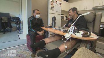 South Australia wheelchair theft