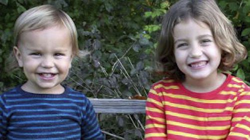 Two-year-old Leo and Lulu, 6, were stabbed dozens of times by their nanny, Ortega.