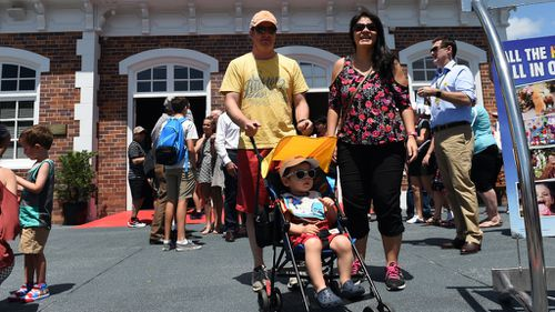 Dreamworld reopening: Visitors attend charity event six weeks after fatal accident (Gallery)