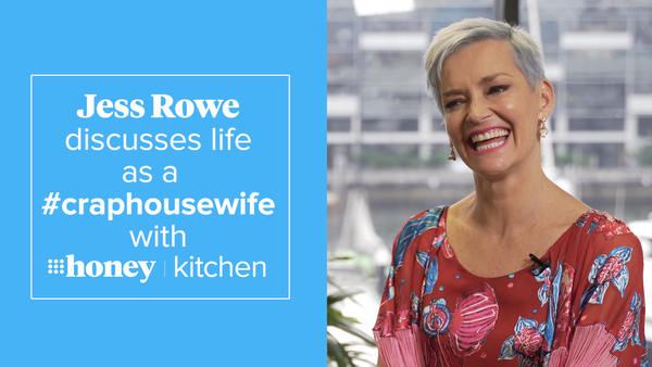 Jess Rowe on being a #craphousewife