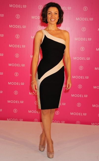 Dannii Minogue at the ModelCo Fibrelash Brush launch in London, April, 2011