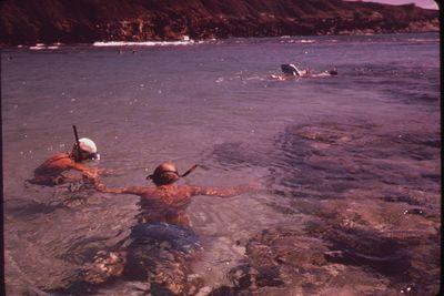 <strong>Koko Head Park, Hawaii in 1973</strong>