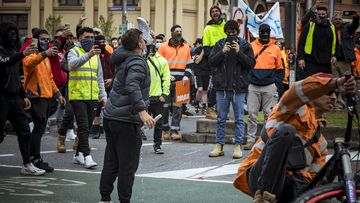 Melbourne rocked by second day of CBD protests