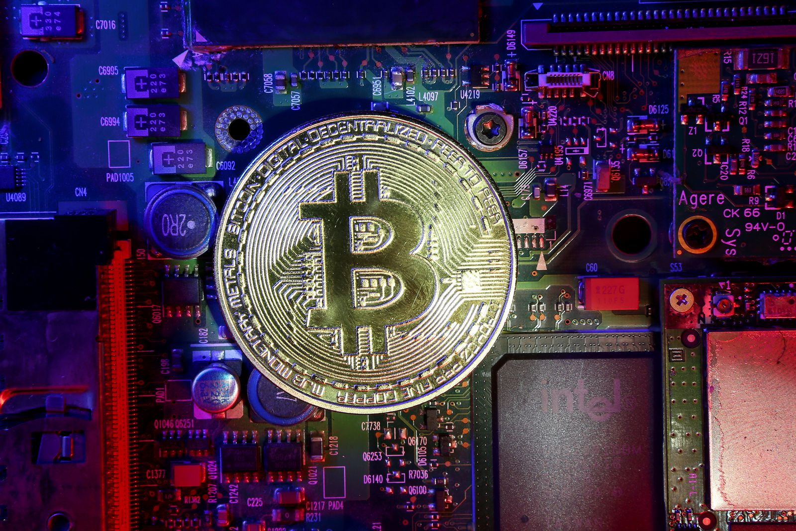 Bitcoin is a cryptocurrency and worldwide payment system.
