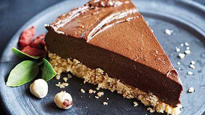 "Recipe: <a href=""http://kitchen.nine.com.au/2016/05/05/12/44/tess-masters-glutenfree-raw-chocolateorange-torte"" target=""_top"">Tess Masters' gluten-free raw chocolate-orange torte</a>"