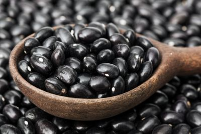 <strong>...black beans.</strong>