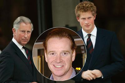 Diana admitted to having an affair with her riding instructor James Hewitt during her marriage to Prince Charles. Many people believe her younger son Prince Harry is the spitting image of him.