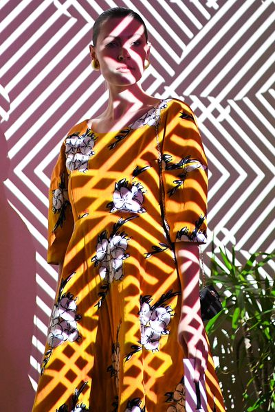 """<p>Queensland's Gold Coast is upgrading its fashion reputation beyond Camilla caftans and metallic sandals to host an exhibition of fashion photography at the The Arts Centre Gold Coast.</p> <p><em><a href=""""  https://theartscentregc.com.au/gallery/coming-into-fashion/"""" target=""""_blank"""">Coming Into Fashion: A Century of Photography at Conde Nast</a> </em>gathers together iconic images that reveal changing attitudes towards women and style through the lenses of Helmut Newton, Man Ray, Deborah Turbeville and controversially Terry Richardson.</p> <p>Curator and respected art historian Natalie Hershdorfer approached the mammoth project of whittling down a century of images into a concise snapshot through her eyes rather than an index.</p> <p>""""I went through the images without looking at the names,"""" Hershdorfer says. """"What emerged is that the star photographers are successful for a reason. These big names were featured because their work stood out from the rest.""""</p> <p>""""I was not looking for specific photographers or icons. I wanted to make a selection that represented the history of fashion photography but also included those iconic photos that stood well enough on their own, across any era."""" </p> <p>Adding texture to the Gold Coast exhibition is vintage clothing from the Darnell Collection, which featured in a runway show at the opening on the Gold Coast, followed by a performance from fashion writer and jazz singer Glynis Traill-Nash. A sensory explosion.</p> <p>Coming Into Fashion is at the Gold Coast Arts Centre until February 18, 2018.</p>"""