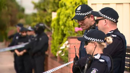 Police have allegedly foiled a number of terror attacks in Melbourne.