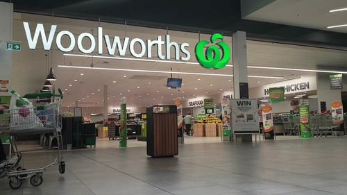 The fruit was purchased from the Gilles Plains Woolworths.