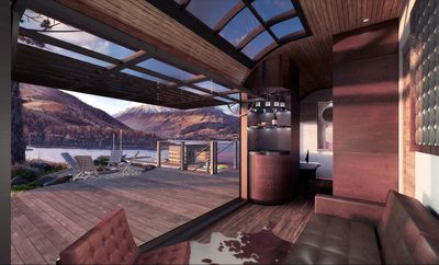 2019 Professional Finalist: Infinite Explorer by SB Architects from San Francisco