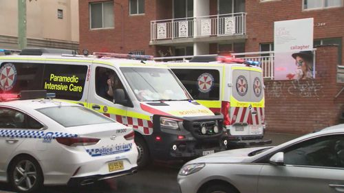 Young boy in critical condition after falling from Sydney unit