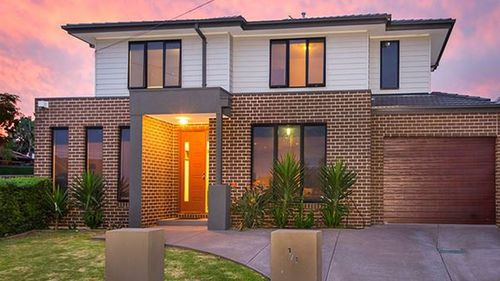 This three-bedroom home in the Melbourne suburb Preston is on the market for $640,000-$690,000, which is more than the city's average for November.  (Picture: Ray White)