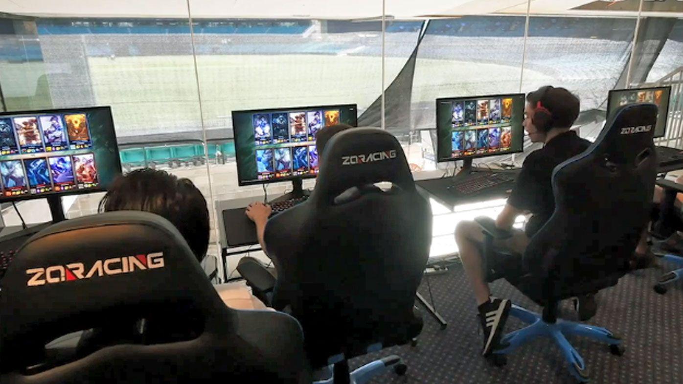 Esports high-performance centre established at Sydney Cricket Ground