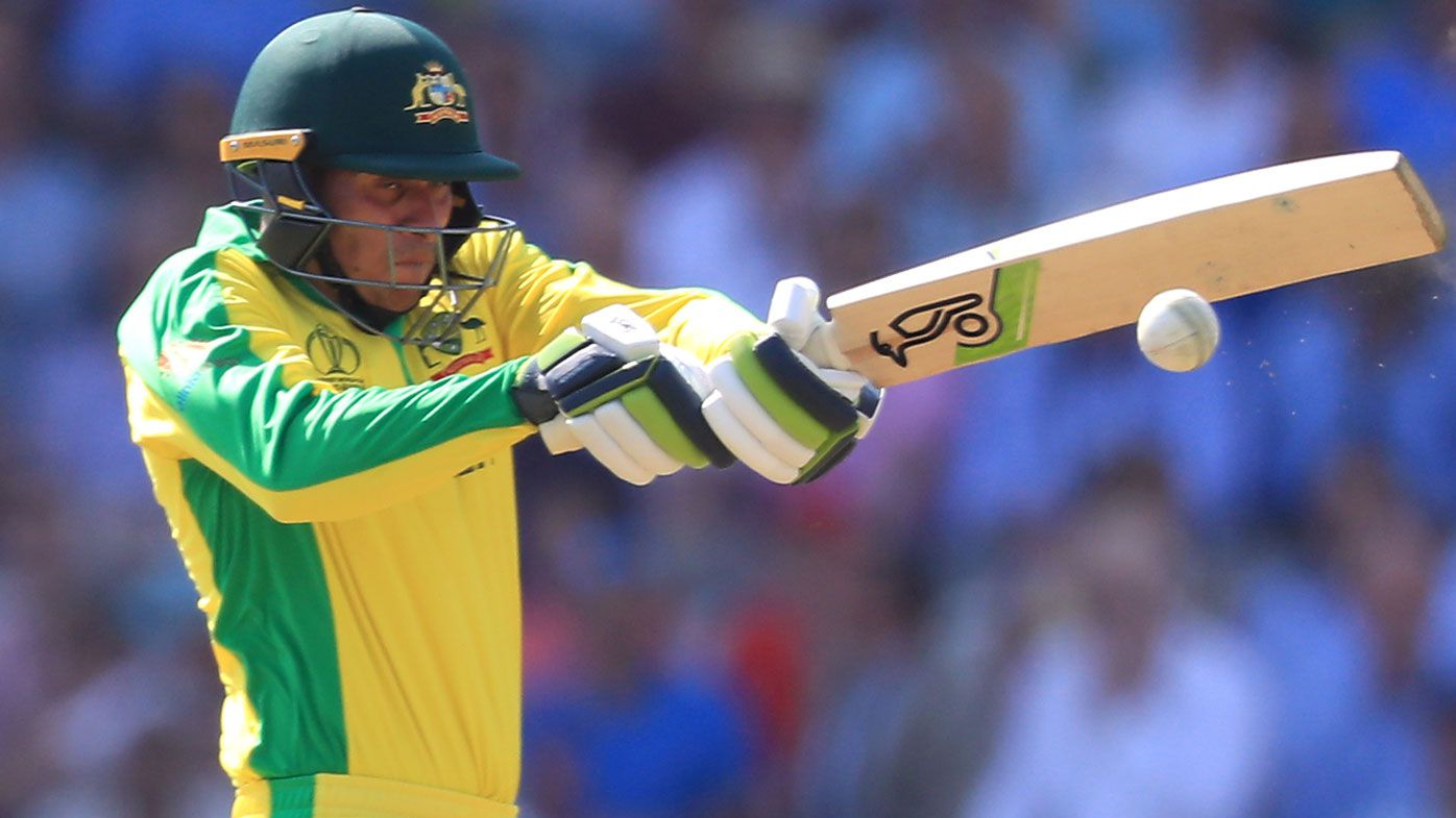 Usman Khawaja insists he's no short-ball target at World Cup