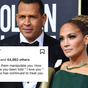 Jennifer Lopez seemingly shades Alex Rodriguez