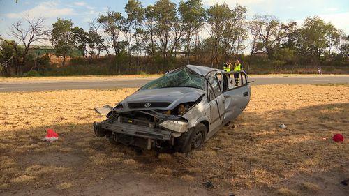 Melbourne crash teenager killed Epping