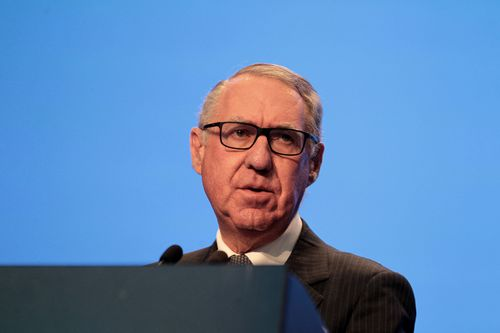 Businessman David Gonski will release his second report on national education today. (AAP)