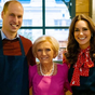 Celebrity chef praises 'lovely' William and Kate after TV Christmas special