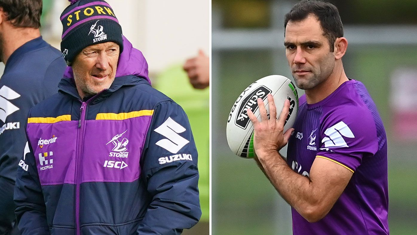 EXCLUSIVE: How NRL loan deal exposes Storm's Cam Smith succession plan