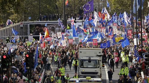 Brexit protests 6