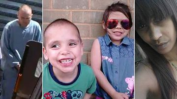 Killer admits murdering partner and her two children