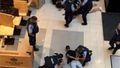 Chatswood Westfield arrests