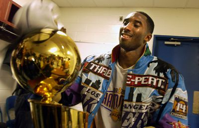 2000-2002: Lakers win the NBA Championship three years in a row.