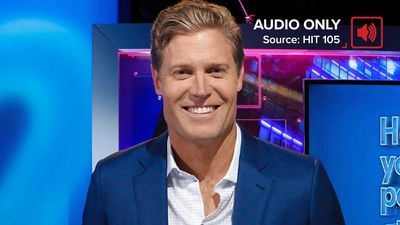 Former 'Bondi Vet' Dr Chris Brown reveals his friends constantly pay him out about this body part