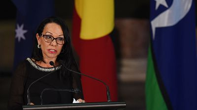 <strong>WINNER</strong><br> Linda Burney (ALP, Barton, NSW) - first Aboriginal woman elected to the lower house.