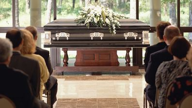 The woman has specified who can attend her funeral in her obituary following her death.