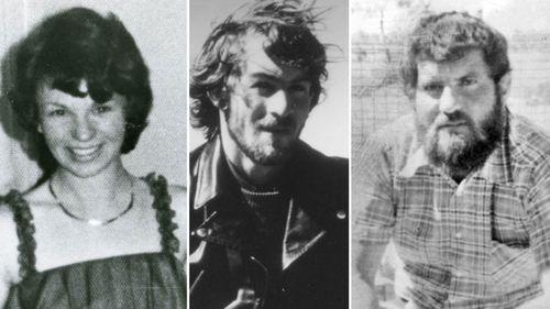 Karen Edwards, Timothy Thomson and Gordon Twaddle.