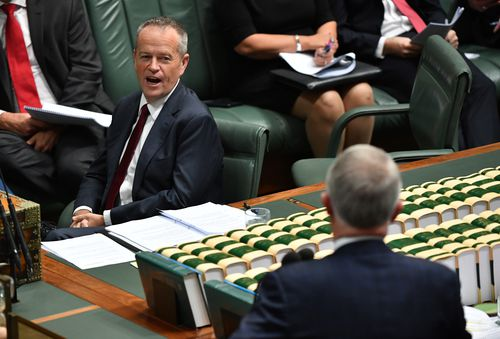 The PM has fired back, saying Labor leader Bill Shorten did not do the right thing by allowing the MPs to stay. Picture: AAP