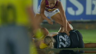 Carlton Blues star forward Tayla Harris cops AFLW suspension for striking former teammate